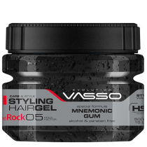 VASSO GEL THE ROCK  500ML