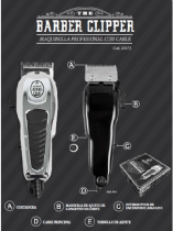MÁQUINA CORTE BARBER CLIPPER