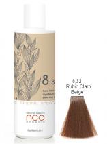 TINTE NATURAL COLOUR ORGANIC 8.32 RUBIO CLARO BEIGE