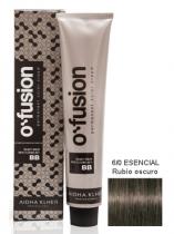 TINTE O`FUSION 100ML 6/0 RUBIO OSCURO ESENCIAL