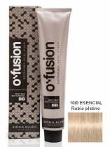 TINTE O`FUSION 100ML 10/0 RUBIO PLATINO ESENCIAL