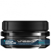 VASSO FACE SCRUB SHOWY 250ML