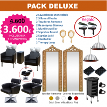 PACK MOBILIARIO DELUXE