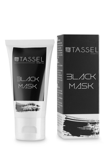 BLACK MASK TASSEL 50 ML.