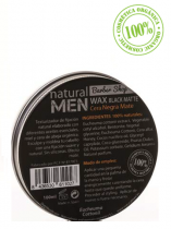 CERA CAPILAR NEGRA MATE MEN KEIKEN UMI 100ML