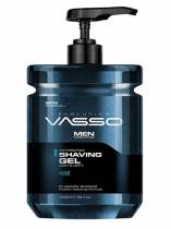 VASSO SHAVING GEL REST 1000ML