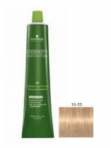 TINTE ESSENSITY 10-55 RUBIO PLATINO DORADO PROFUNDO 60 ML.